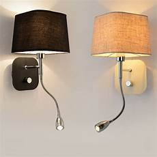 wall sconce band switch modern led reading wall light fixtures bedroom wall l ebay