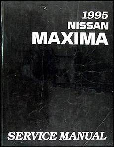 online car repair manuals free 1995 nissan maxima electronic throttle control 1995 nissan maxima repair shop manual original