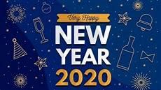 50 Gambar Ucapan Selamat Tahun Baru 2020 Pas Untuk