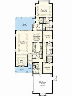 narrow lot house plans with front garage narrow lot energy efficient cottage 33099zr