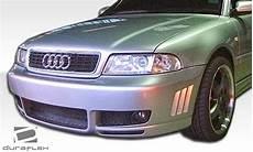 1996 2001 audi a4 s4 4dr wagon duraflex ke s front bumper cover 1pc 106494