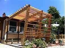 modern cedar pergola contemporary patio other by