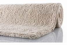bad teppich rhomtuft badteppich pur beige badteppiche bei tepgo kaufen