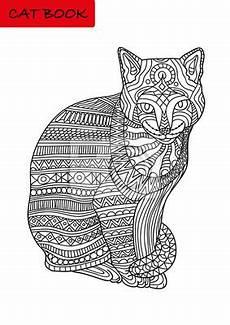 ausmalbilder fur erwachsene katzen malvorlagen
