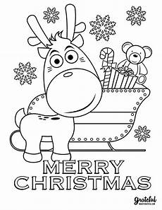 Malvorlagen Weihnachten Rentiere 5 Coloring Pages Your Will