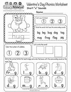 free printable s day worksheets for kindergarten 20458 s day phonics worksheet for kindergarten