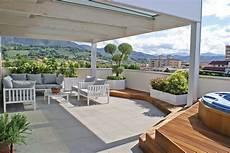arredare terrazzo di un attico tomassini arredamenti made in italy design