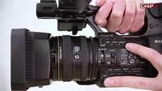 sony fdr ax1 4k camcorder im praxis test chip