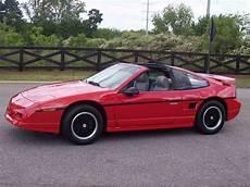 1988 pontiac fiero for sale classiccars com cc 915688