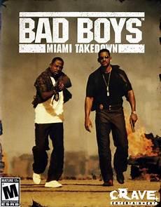 bad boys bad boys miami takedown gamespot