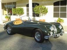 The Ultimate Car 1955 Jaguar Convertible