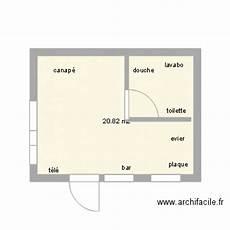 plan studio 20m2 studio 20m2 plan 1 pi 232 ce 21 m2 dessin 233 par derdichter