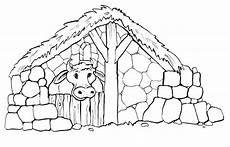 Ausmalbilder Hasen Im Stall Stall Mit Kuh Ausmalbilder Ausmalen Malvorlagen