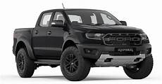 2019 ford ranger 2019 ford ranger raptor now available in absolute black