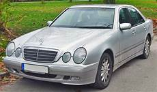 File Mercedes E 270 Cdi Elegance W210 Facelift 1999 2002