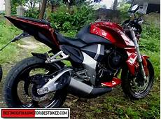 Modifikasi Revo 2008 by Modifikasi Honda Tiger Revo 2008 Ala Cb1000r Gambar