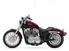 Harley Davidson Xl883l Sportster 883 Low 2009