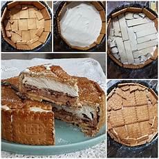 dolcetti con wafer sbriciolati torta biscotti e wafer ricetta dolce veloce senza cottura