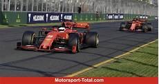 Formel 1 Australien 2019 Das Rennen In Der Chronologie