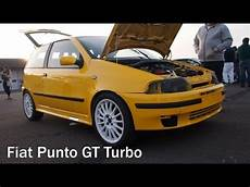 Fiat Punto Gt Turbo Powerful Engine And Bonalume Pop