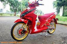 Modifikasi Motor Vario Techno by Kumpulan Foto Modifikasi Motor Honda Vario Techno 110