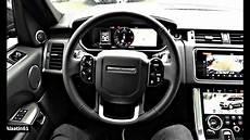 range rover sport 2019 interior