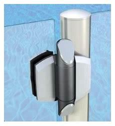adjustable glass gate hinge for post kerolhardware