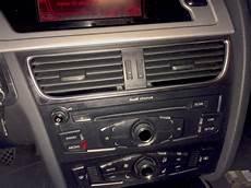 aux interface beim audi a4 b8 m chorus radio nachr 252 sten