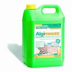 Antimousse Pour Toiture Murs Et Fa 231 Ades Algimouss