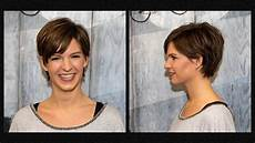 to short pixie haircut hair makeover hairstyle by alves bechtholdt youtube