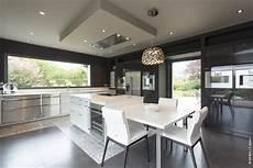 cuisine moderne luxe cuisine classique dans une extension de 30 m2 idkrea