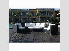 Outdoor Furniture   Half Moon Sofa Set   Dreams Outdoors