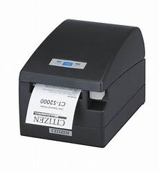 citizen ct s2000 receipt printer the barcode warehouse uk