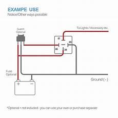automotive relays 12v 30 40 5 pin spdt designed