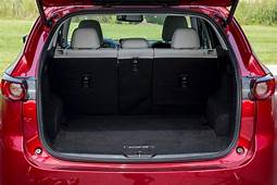 2017 Mazda CX 5 Real World Cargo Space  News Carscom