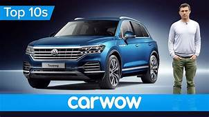 New Volkswagen Touareg 2019 SUV  Better Than A Bentley