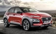 Hyundai Kona Diesel Pricing And Specs Announced Uk