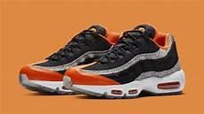 nike air max 95 safari black granite safety orange