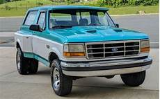 how cars engines work 1994 ford f350 head up display no reserve 1994 ford bronco dually look 95 96 97 2 door tahoe 5 8 6 wheels for sale photos