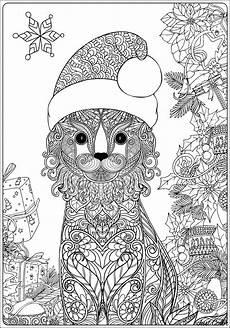 ausmalbilder eule weihnachten zeichnen und f 228 rben