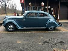 1936 Chrysler Airflow Coupe  Nice Driving Car CCCA Full