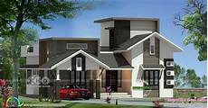 2 bedroom house plans kerala style 2 bedroom mixed roof budget home plan kerala home design