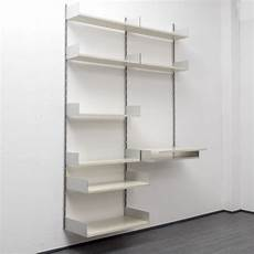 Vitsoe Quot 606 Quot Shelving System In Aluminium And Wood Dieter