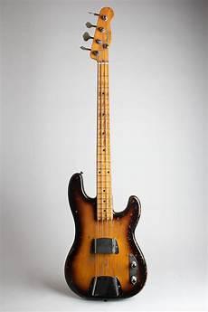 Fender Precision Bass Solid Electric Bass Guitar Reverb