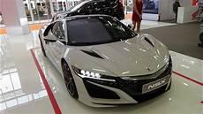 honda nsx 2018 2018 honda nsx 3 5 turbo v6 dohc exterior and