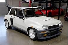 1985 renault r5 turbo 2 san francisco sports cars