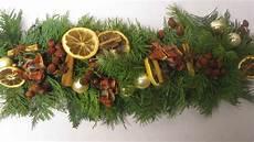 Weihnachtsdeko Girlande Basteln Deko Ideen Mit Flora Shop