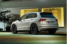 vw tiguan goes for a more sinister look with quot black style