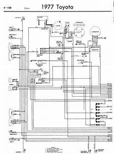 repair manuals toyota celica a20 1977 wiring diagrams