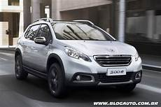 Peugeot 2008 2018 Tudo Sobre O Crossover Compacto Blogauto